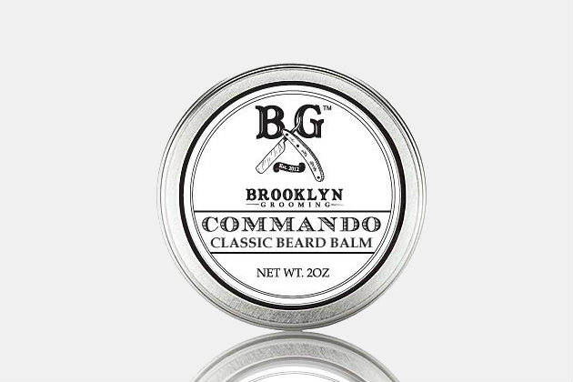 Brooklyn Commando Beard Balm