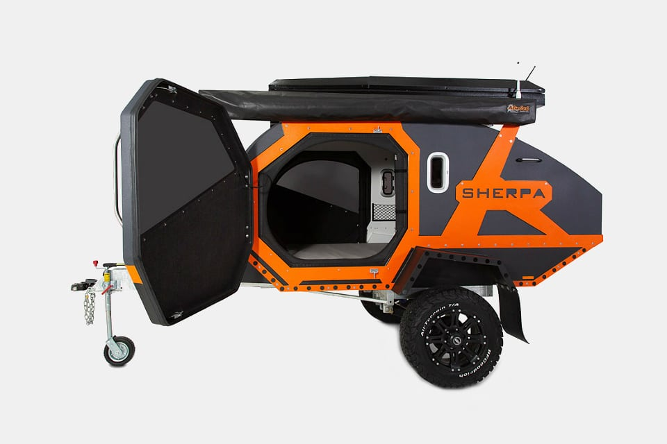 BRS Offroad Sherpa Camper