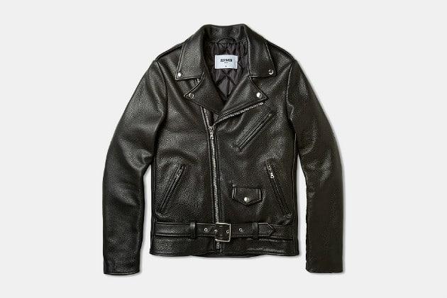 Buck Mason Moto Jacket