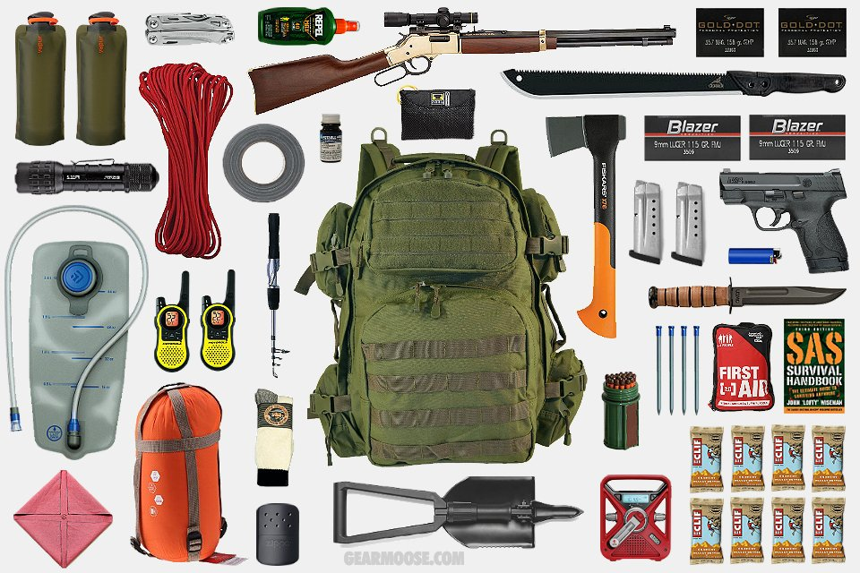 Bug Out Bag 2 Gearmoose
