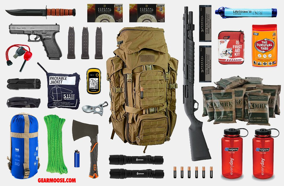 Bug Out Bag 7 Gearmoose