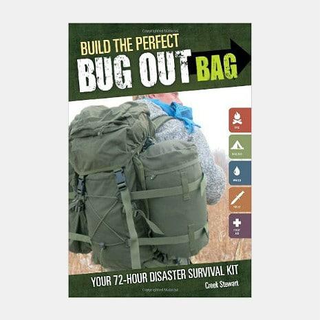 Bug Out Bag Survival Book