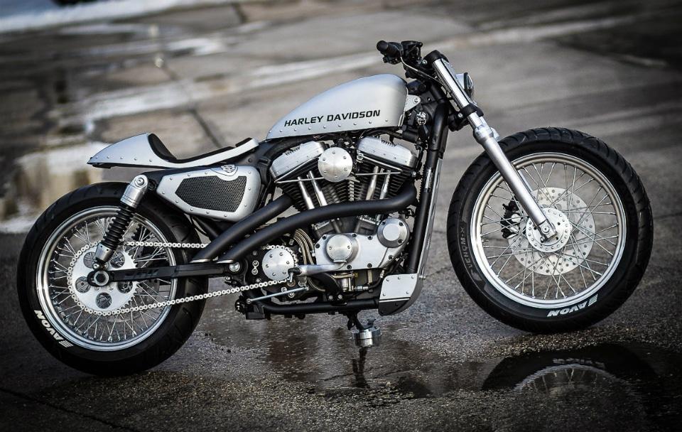 Bull Cycles Harley Davidson Nightster