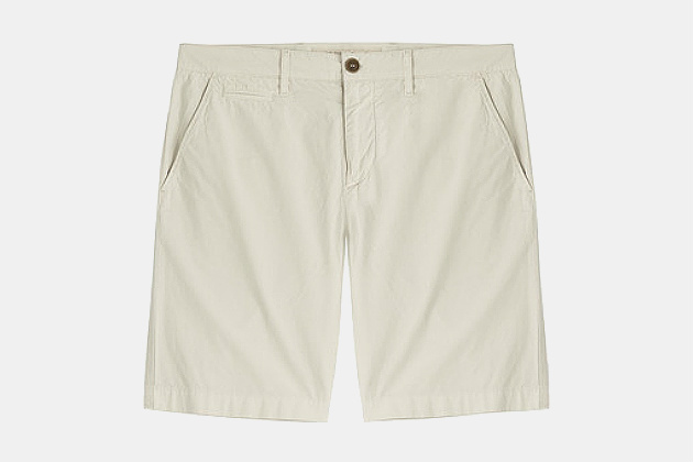 366d9dca95 Burberry Tailored Cotton Chino Shorts