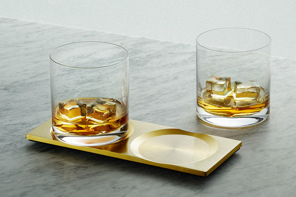 Buster & Punch Machined Whisky Set