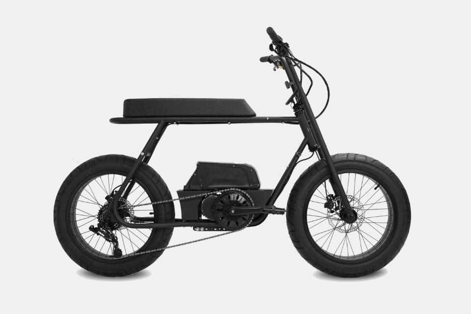 Buzzraw E1000 Electric Bicycle