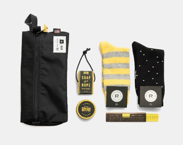 Byrd x Richer Poorer Carry On Dopp Kit