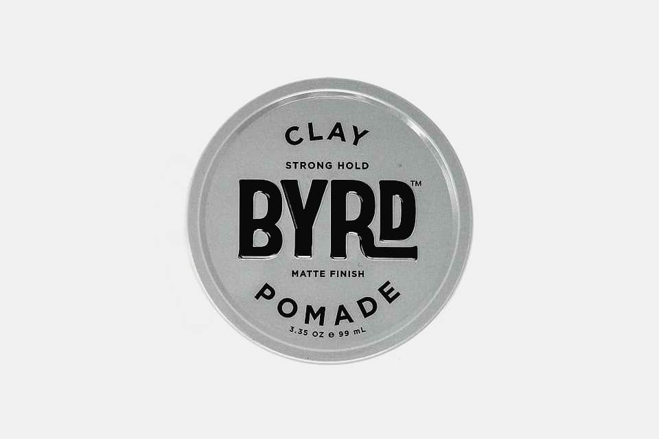 Byrd Clay Pomade