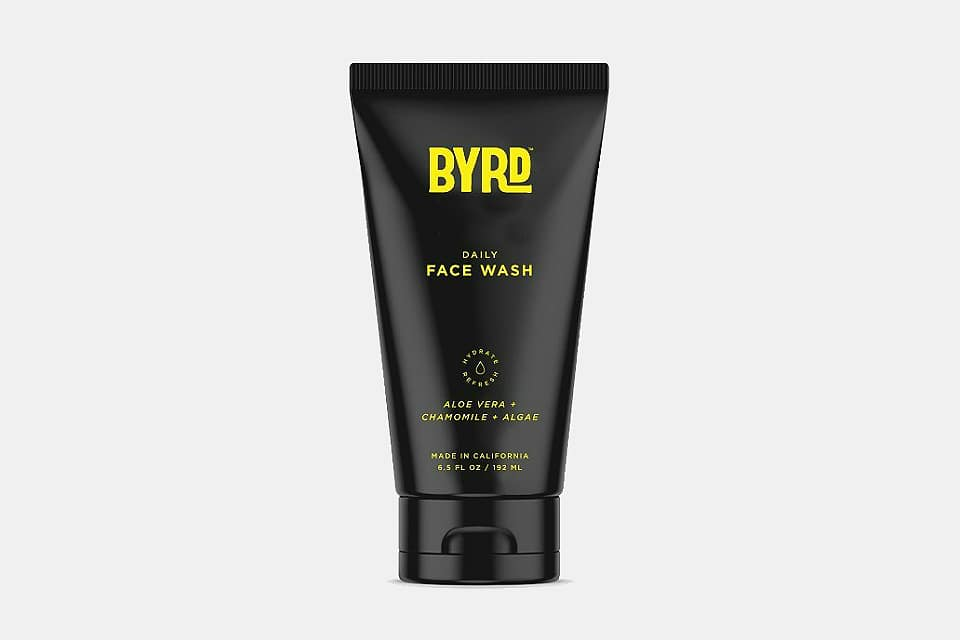 Byrd Daily Face Wash