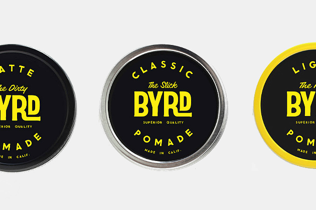 Byrd Hair Pomade