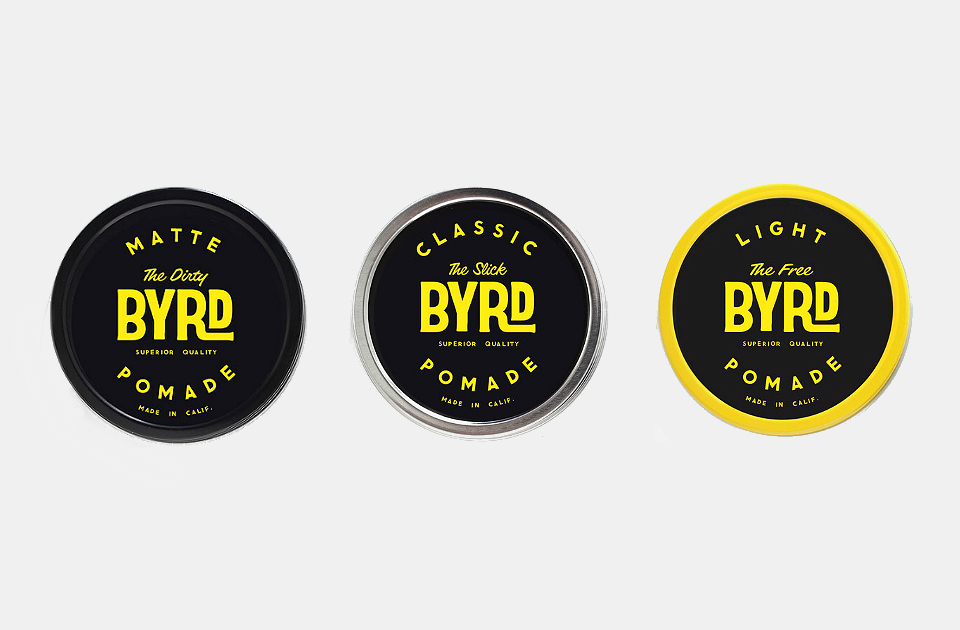 Byrd Original Pomade Collection