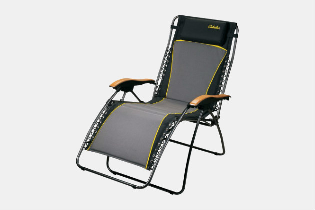 Cabela's XL Padded Lounger