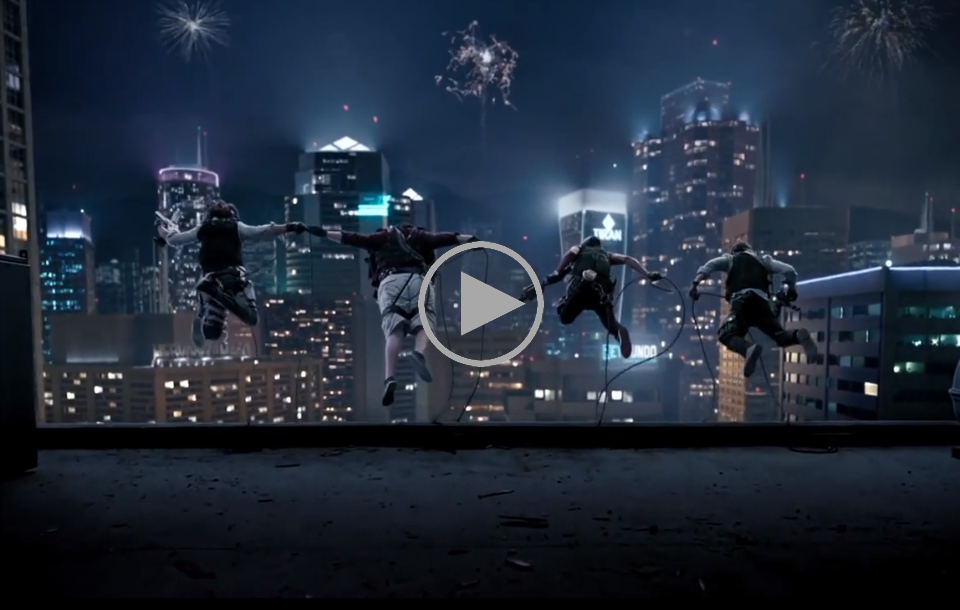 Call Of Duty: Ghosts Live Action Trailer