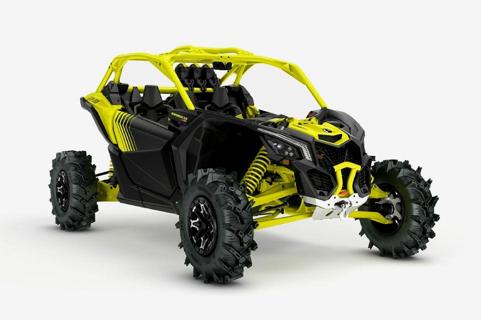 2018 Can-Am Maverick X3 X MR Turbo R