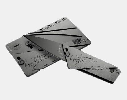 CardSharp4 Credit Card Folding Knife