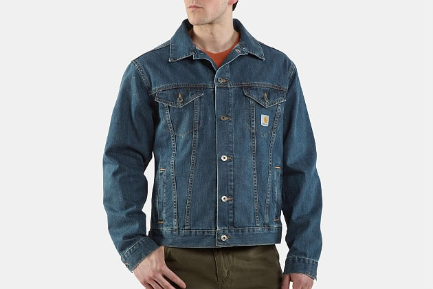 Carhartt Denim Jean Jacket
