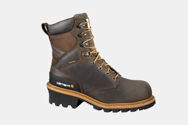 Carhartt Safety Toe Logger Boots