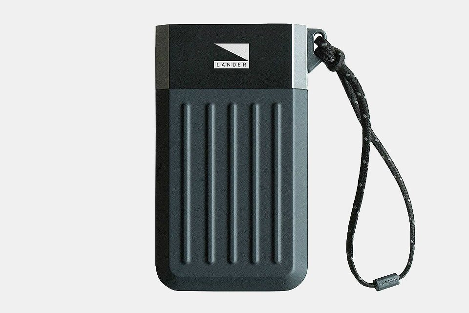 Cascade Portable Power Bank