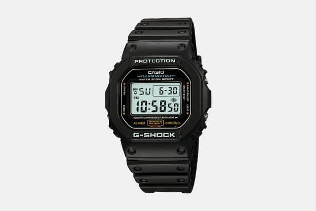 Casio G-Shock Classic Digital Watch