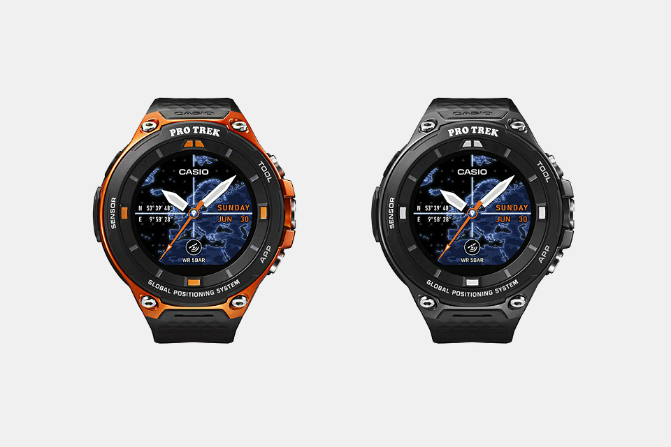 Casio WSD-F20 Smartwatch