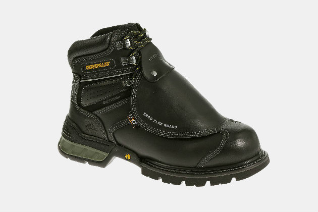 Caterpillar Ergo Flexguard Steel Toe Work Boots
