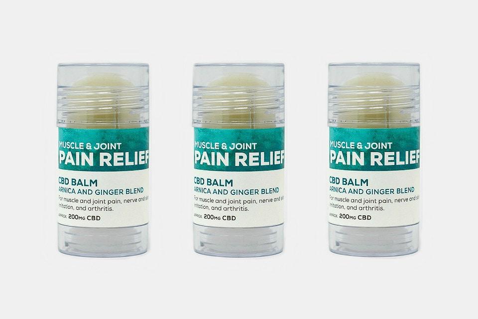 CBD Pain Relief Balm