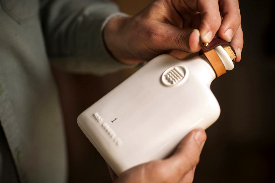Misc Goods Ceramic Flask