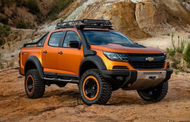 Chevrolet Colorado Xtreme | GearMoose