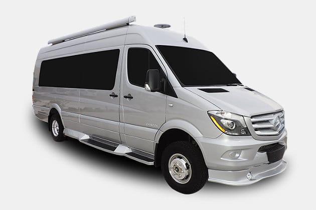 Chinook Bayside Camper Van