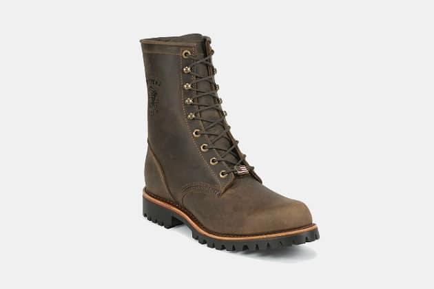 Chippewa Apache Selkirk Boot
