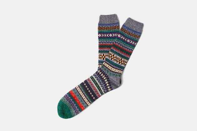 CHUP Coill Socks