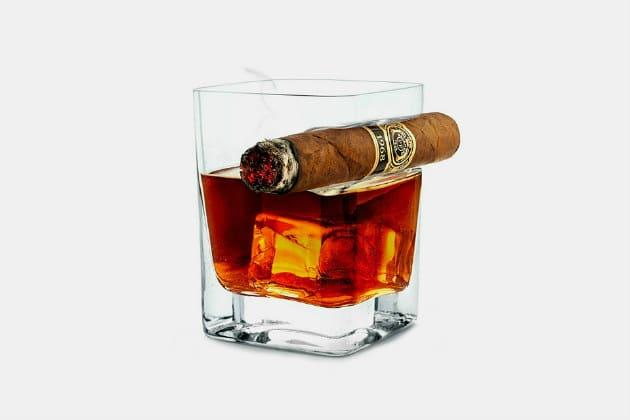 Corkcicle Cigar Glass
