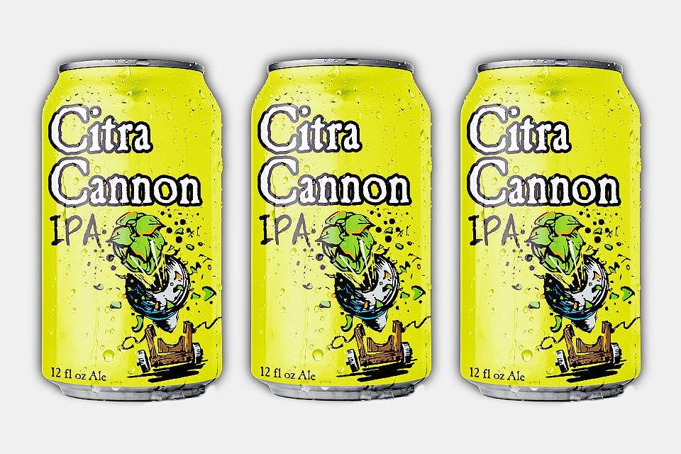 Citra Cannon IPA