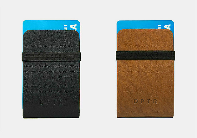Clamshell Wallet