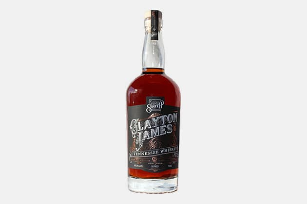 Clayton James Tennessee Whiskey