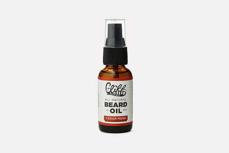 Cliff Original Beard Oil
