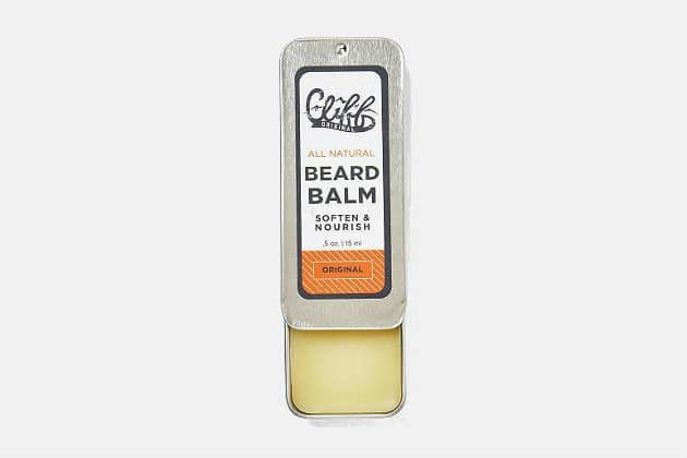 Cliff Original Beard Balm