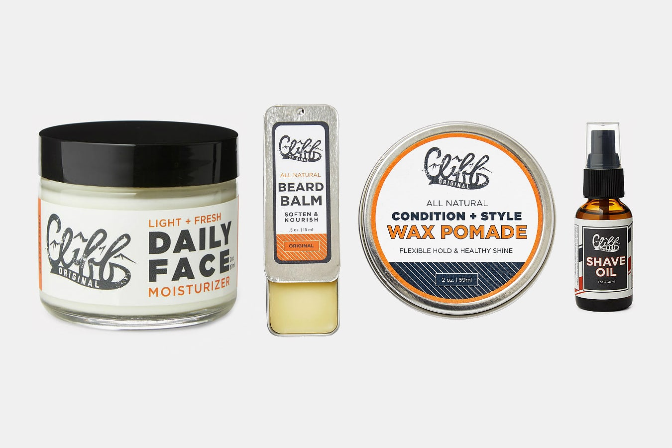 Cliff Original Grooming Essentials