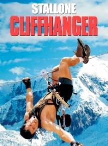 Cliffhanger starring Sylvester Stallone