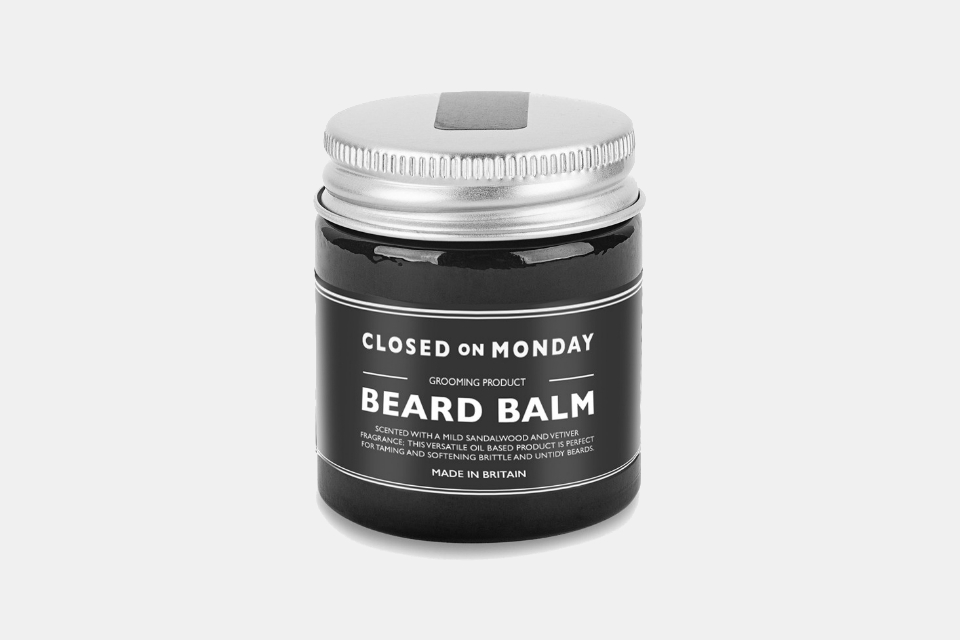 Closed On Monday Beard Balm