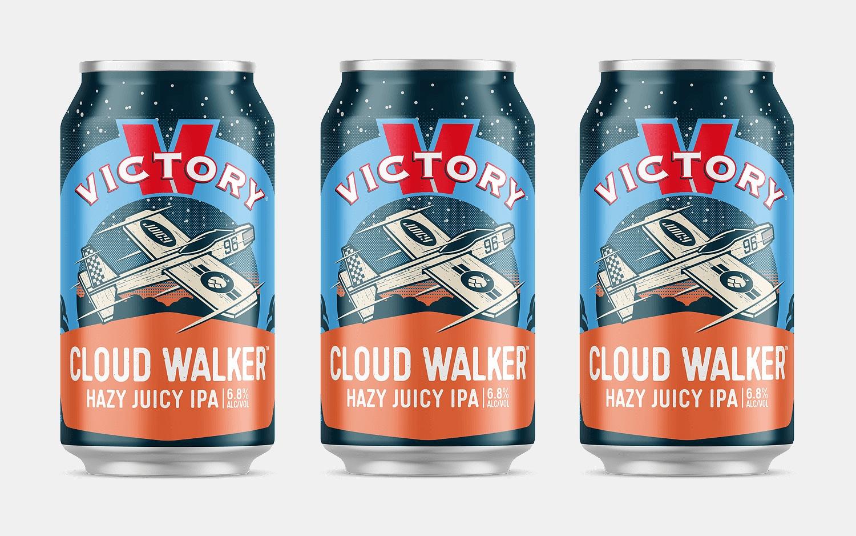 Cloud Walker Hazy Juicy IPA