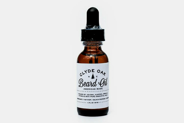 Clyde Oak Beard Oil