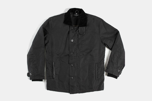 Cold Smoke Waxed Deck Jacket