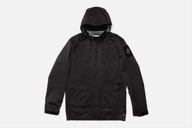 ColdSmoke Waterproof M65 Field Jacket