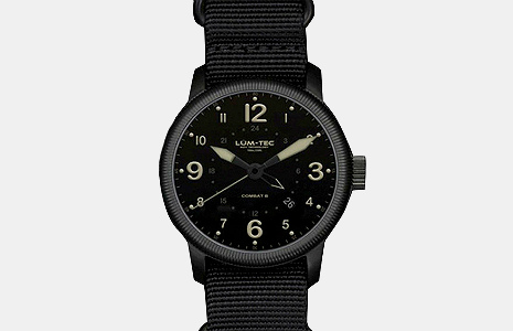 Combat B-21 GMT Watch