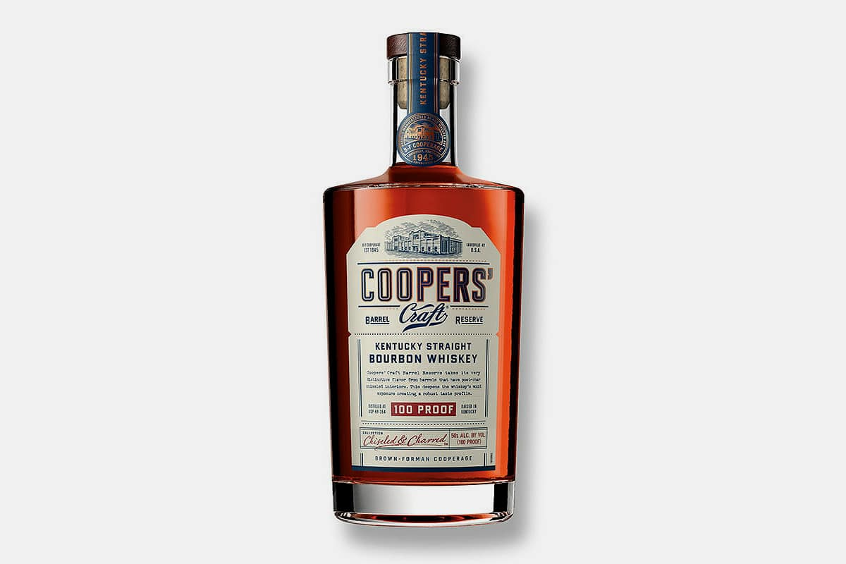 Coopers Craft Barrel Reserve 100 Proof