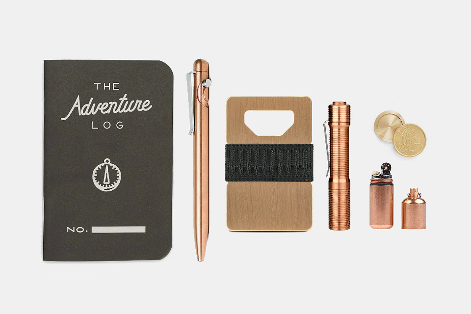 Copper Everyday Carry