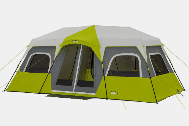 CORE Equipment 12-Person Instant Cabin Tent