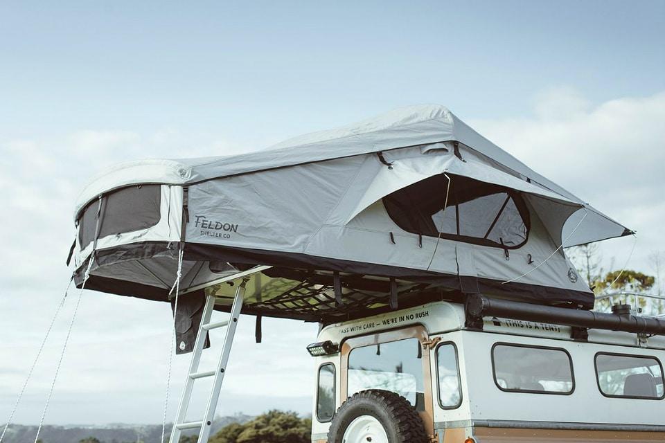 Crow's Nest Rooftop Tent