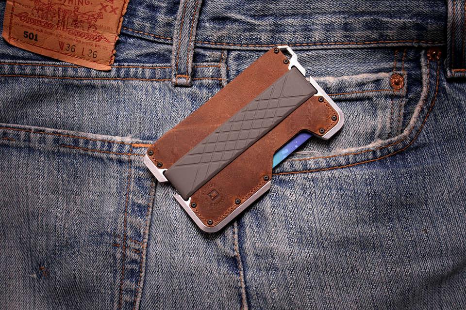 Dango Dapper Wallet Front Pocket